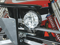 "8"" Buggy Headlights"