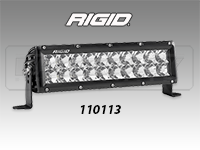 "RIGID E Series Pro 10"" LED Light Bar"