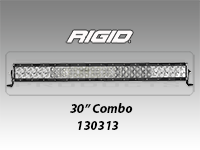 "RIGID E Series Pro 30"" LED Light Bar"