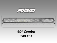 "RIGID E Series Pro 40"" LED Light Bar"