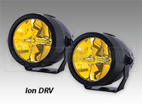"LP270 2.75"" LED Ion Yellow Driving Light Kit"