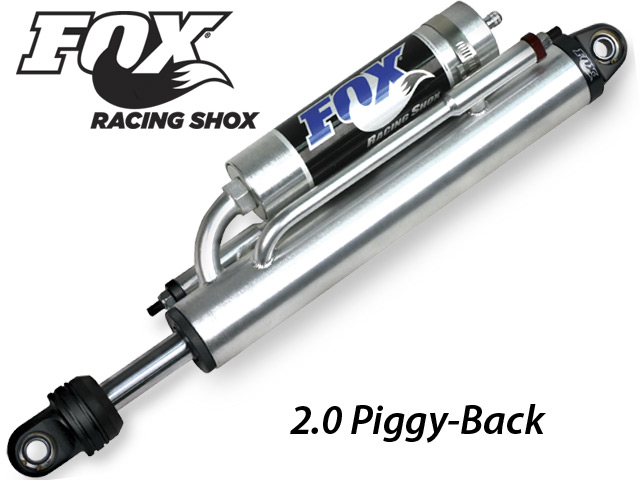 Race Ready > Fox 20 Bypass Piggy Back Shocks - photo#35