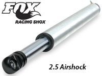 FOX 2.5 Air Shocks