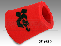 K&N Pre-Cleaner-Round Tapered Foam Filter Wraps