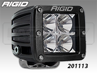 RIGID D Series PRO LED Lights
