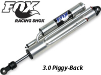 Fox 3.0 Bypass  Piggy-Back Shock