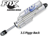 Fox 3.5 Bypass  Piggy-Back Shock