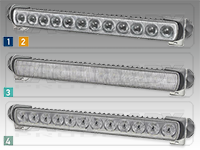 Hella LED Light Bar 350