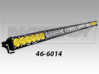 "OnX6 Dual Control 60"" LED Light Bar"