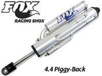 FOX 4.4 Bypass  Piggy-Back Shock