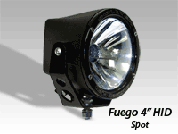 Fuego 4 Inch HID Light
