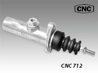 CNC-Series 712 Aluminum Master-Cylinders- Without Reservoir