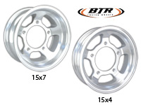 BTR Racing Wheels