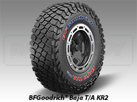 BFGoodrich Off Road Race