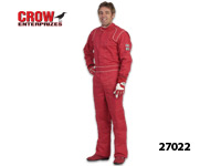 CROW Two Layer Driving Suit