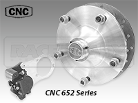 CNC Series 652 Front Disc Brake Kit
