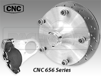CNC Series 656 Front Disc Brake Kit