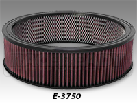 K&N Round Replacement Filter Elements