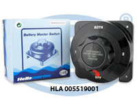 Hella Dual Battery Master Switch