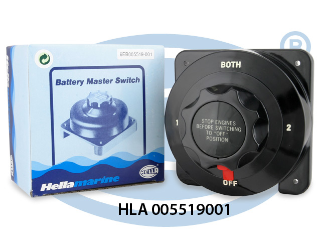 race ready hella dual battery master switch. Black Bedroom Furniture Sets. Home Design Ideas