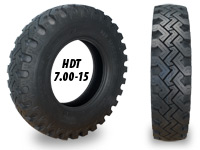 Hercules HDT Traction Tires