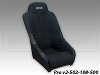 Twisted Stitch Pro v2 Suspension Seat