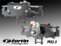 "Fortin Racing 2.0"" Power Rack-Beam Suspension"