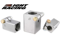 Light Racing Rod End Receivers-Square