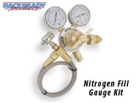 Nitrogen Regulator Kit