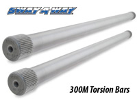 Sway-A-Way 300M Racing Application Torsion Bars