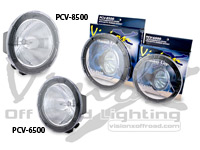 Vision-X Clear Light Shield