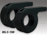 Vision-X-Tube Clamp Mounts