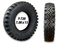 Yokohama Y720 Traction Tire